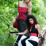Lucy Fasion - Пролет, лято 2011 | Фото: SV Studio | Прически: HairBG