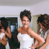 Сватбени прически 2012