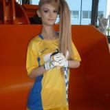 Hitachi photo session | Фото: SV Studio | Прически: HairBG | Модел: Флавия Александрова (Мис Лято 2011)