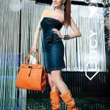 Lucy Fasion - Пролет 2012 | Фото: SV Studio | Прически: HairBG | Модел: Гери Дончева