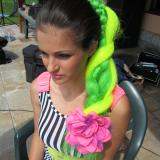 Lucy Fasion - Пролет 2012 | Фото:HairBG | Прически: HairBG