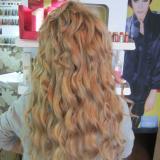 Клиенти с удължени коси през 2013 | топло руса удължена коса